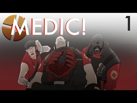 TF2 Comic Dub: Be Efficent, Be Polite - Part 1