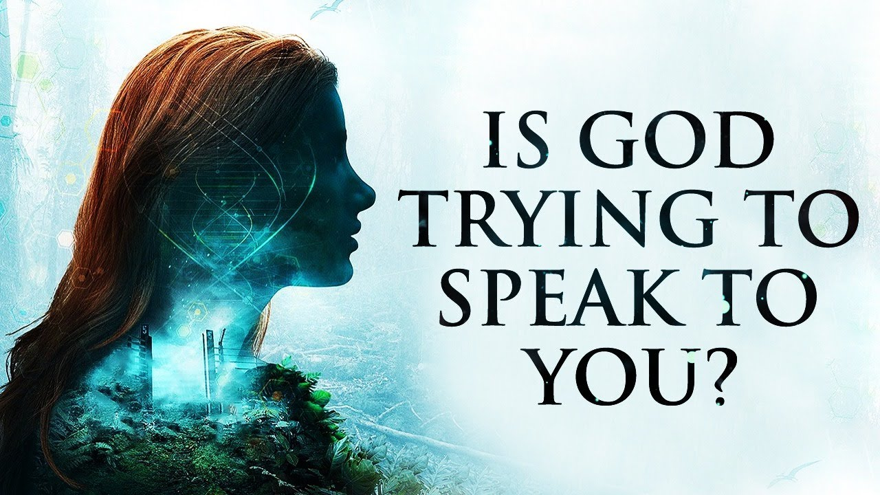God Is Speaking! But Can You Hear Him?