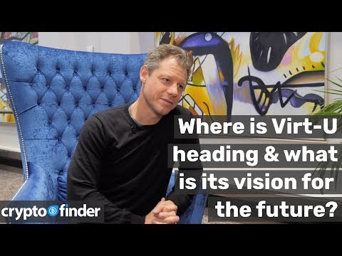What is the future of Virt-U and virtual reality gaming? Daniel Doll-Steinberg offers his ideas 🤖