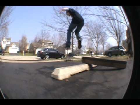 Brandon Sjodin ~ Choice Skateboards