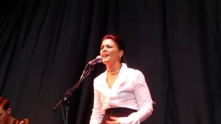 Jessie Ware - Swan Song (HD) - Somerset House - 18.07.12