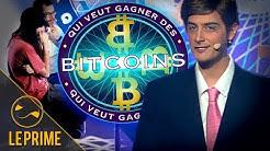 Qui veut gagner des Bitcoins présenté par Jean-Pierre Fougo #1