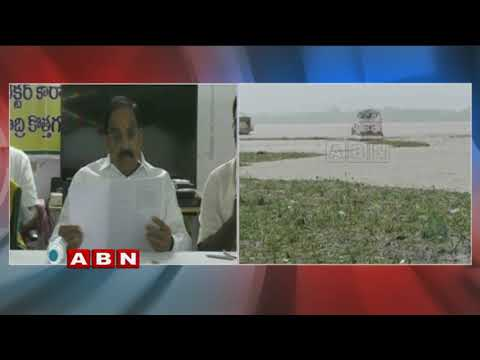Heavy Floods in Bhadrachalam | Godavari Water Level Between 26 to 31 Feet | ABN Telugu
