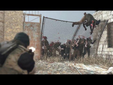 شركة Konami تطلق عرض شيق للعبة Metal Gear Survive