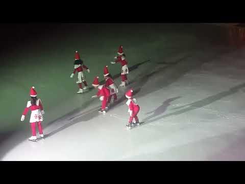 The Rinks - Anaheim Ice -- Elf on the Shelf - Belief on Ice