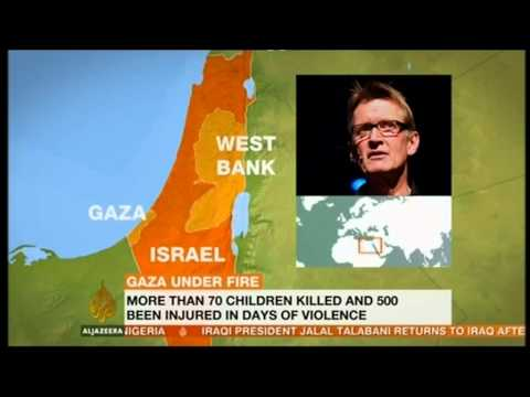 Gaza Massacre (a European Doctor Speaks Out)
