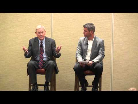 Bill Polian and Mark Dominik Discussion at Sports Capital Journalism Program Event