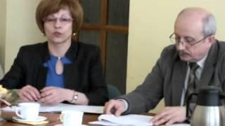 Jeziorany, posiedzenie komisji-pomoc społeczna, część I.