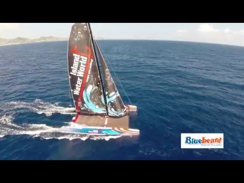 Bluebeard Charters - Sailing On Arawak