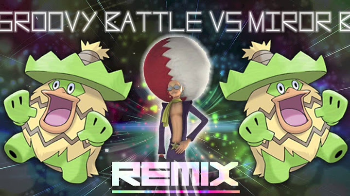 pokemon xd gale of darkness  groovy battle vs miror b  remix