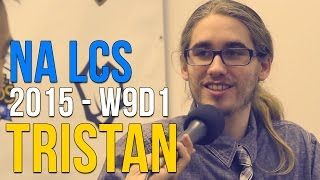 NA LCS 2015: Tristan Young