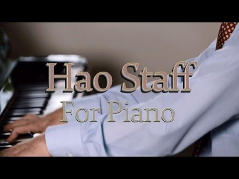 Hao Staff For Piano (Official Promo Video 2014)