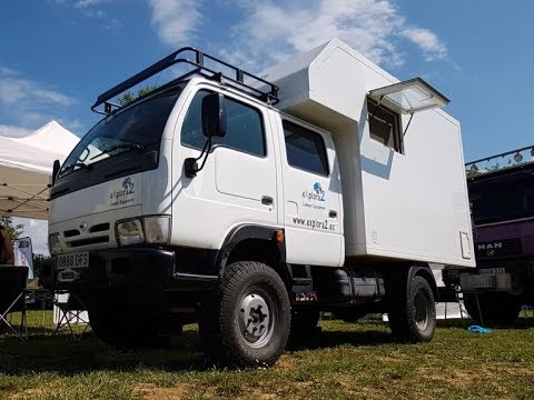 [DIAGRAM_4PO]  Nissan Cabstar Camper 4x4. Explora 2. - YouTube | Cabster Nissan 4x4 Diesel |  | YouTube