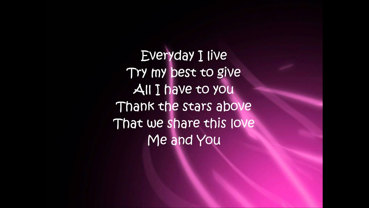 Kenny Chesney Me And You By Lyrics Me And You By Kenny Chesney Lyrics Music Video Metrolyrics