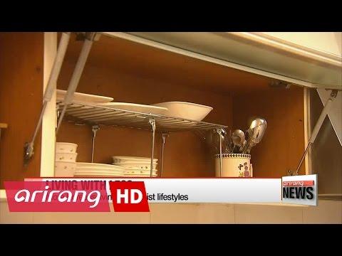 More Koreans living minimalist lifestyles
