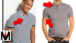 5 SIGNS OF A STYLISH POLO SHIRT - Men