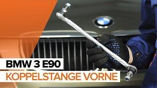 Wartung BMW F36 Video-Tutorial