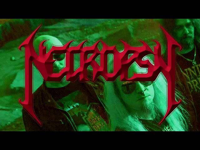 NECROPSY - 206 Motives (Official Lyric-Video) [2020]