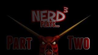 Nerd³ Plays... Dungeon Keeper - Part 2