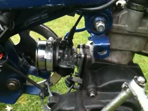 mbk 51 magnum racing xr