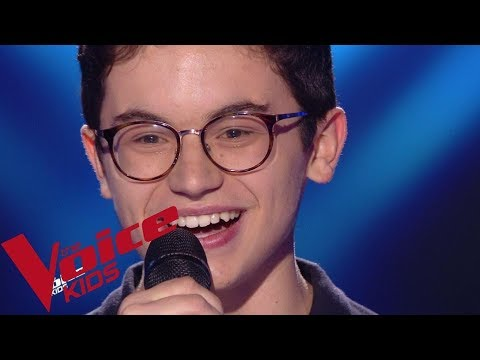 Maitre Gims – Changer | Morgan | The Voice Kids France 2018 | Blind Audition