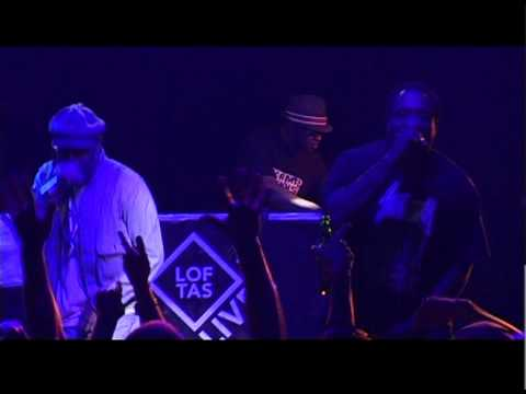 """Jungle Brothers """"Straight Out The Jungle"""" (Loftas Live)"""
