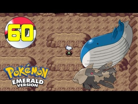 Pokemon Emerald Walkthrough Part 60 - Wailord And Relicanth