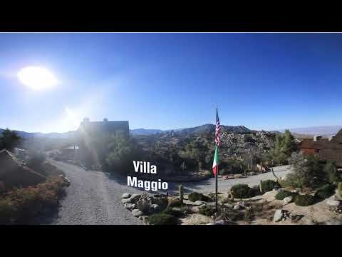 A 360 Degree View of Frank Sinatra's Villa Maggio | Los Angeles Times