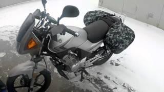 Смена мотоцикла Yamaha YBR 125(Это видео для форума ybrclub.com о том, как я продал один мотик и купил другой. В ходе встречи появилось полезное..., 2016-02-23T17:50:48.000Z)