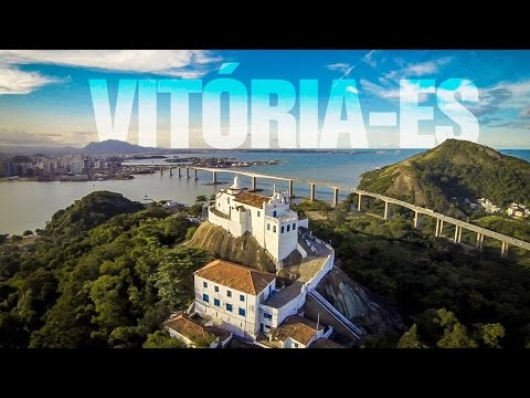 Vitoria - Espirito Santo, Brazil - Drone Footage by Joel Miranda