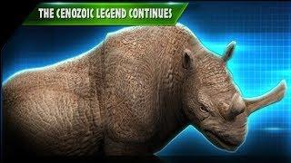 Jurassic World Game Mobile #110: Thú mới Tê giác tiền sử Brontotherium