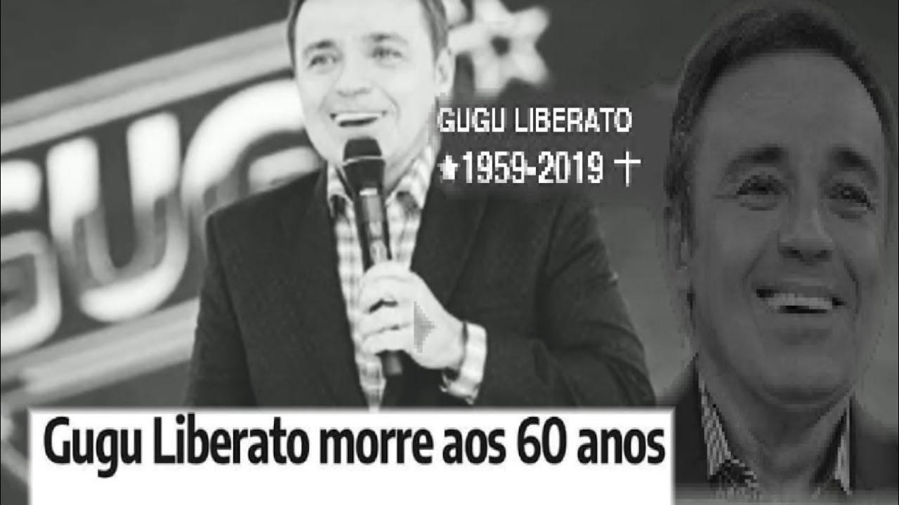 ANUNCIADA A MORTE DO APRESENTADOR GUGU -AUGUSTO LIBERATO?