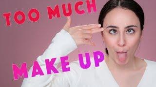 Makeup hart aussortieren 😭  😱 |  MORE EXTREME MAKEUP DECLUTTERING❗️ | deutsch | Hatice Schmidt