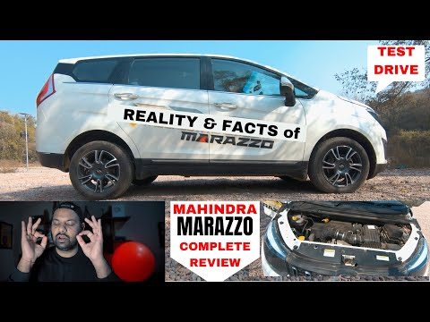 Mahindra Marazzo Complete Review 2019 Test Drive Facts & Reality