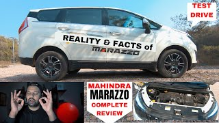 Mahindra Marazzo Complete Review 2019, Test Drive, Facts & Reality