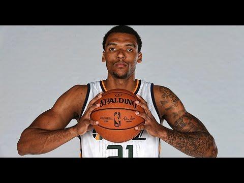 Joel Bolomboy UTAH JAZZ NBA Highlights