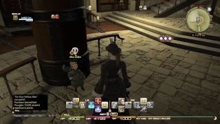 Final Fantasy XIV - A Day in the Life @ Tales of Eorzea (Corinne) 10/9/2018