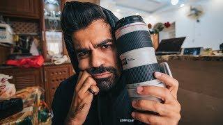 ليش أنا أسوء مصور؟ وين صوفي؟ اليوتيوب والإكتئاب
