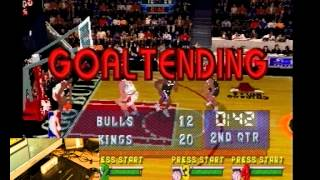 Lets Play NBA Jam Extreme For The Sega Saturn - Classic Retro Game Room