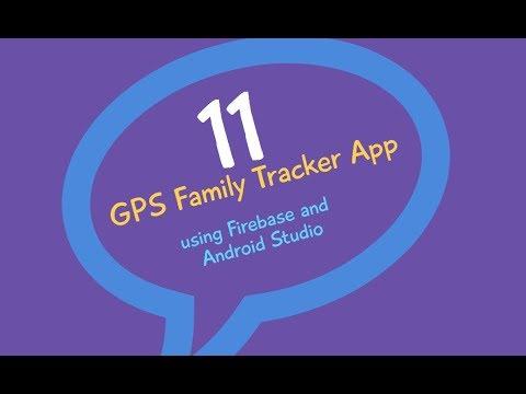 Real time Family GPS Tracker App (Firebase) in Android Studio PART 11 (Register User)