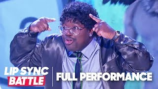 "Lil Rel Howery Performs ""Redbone"" & ""Ghostbusters""  