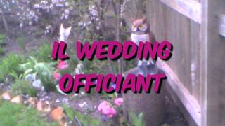 Chicago Area Destination Wedding Venue - Elope to Pine Manor IL Wedding Officiant