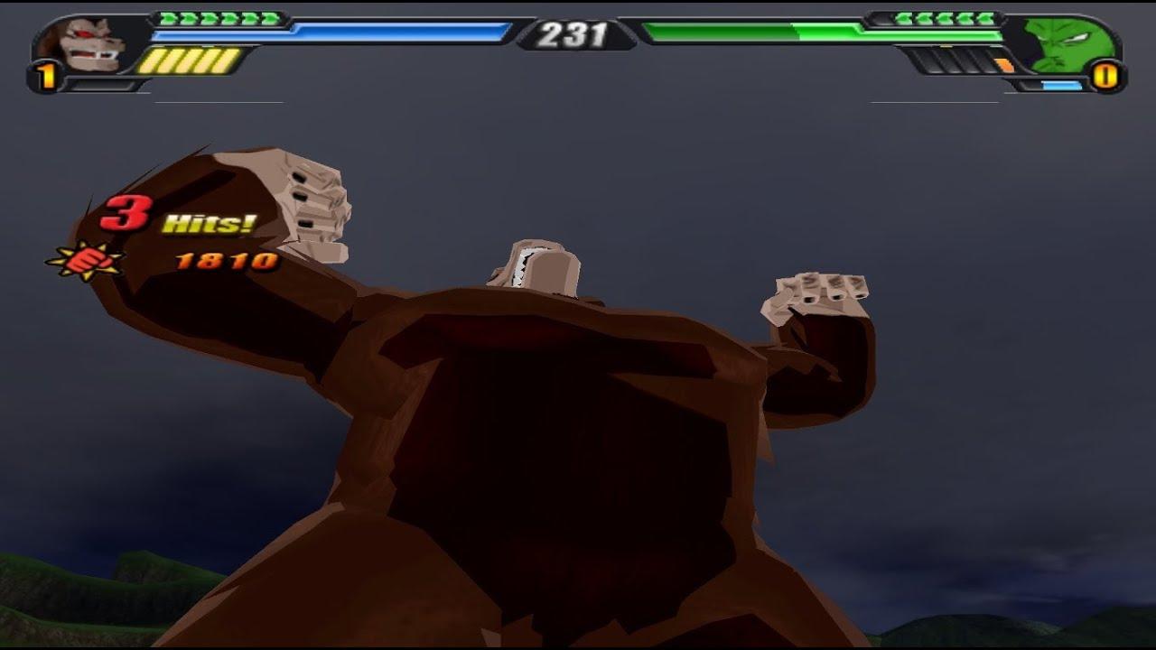 Kid Gohan (Normal Form and Oozaru Form) VS Piccolo (Dragon Ball Z ...
