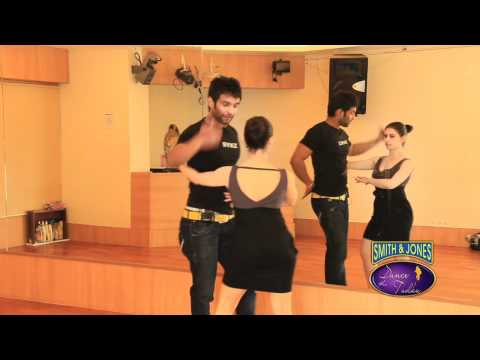 Bachata Intermediate Routine 1