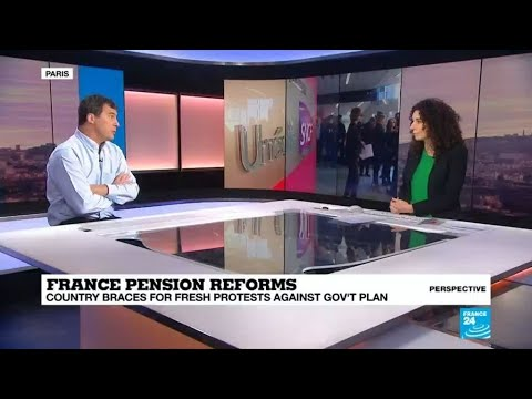 French pension reform