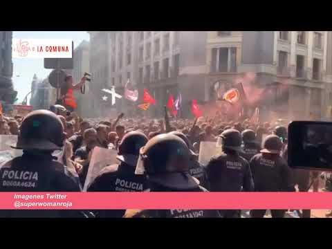 Catalunya resiste. 29/09/2018.