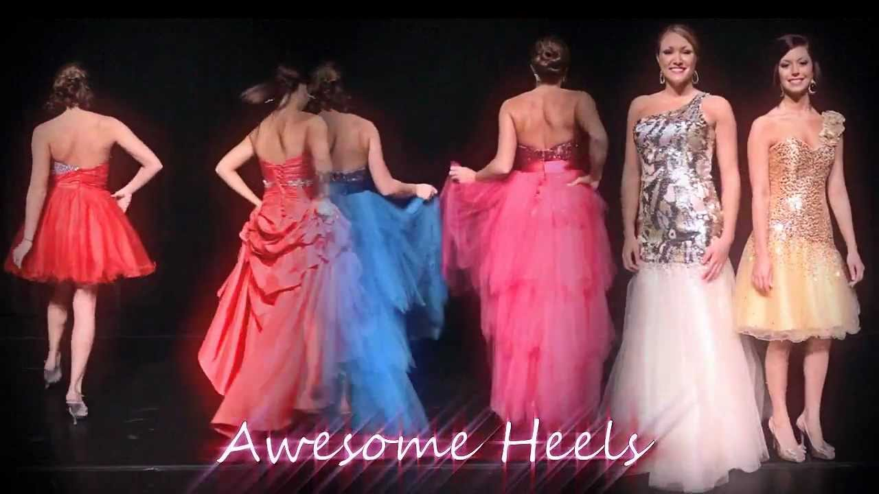 Merle Normanbdazzled By Bridal Creations Prom 2012 Commercial