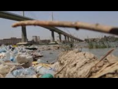 Basra River Water Not Fit For Human Consumption
