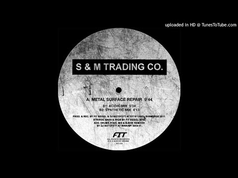 S & M Trading Co.  - Synthetic Mix