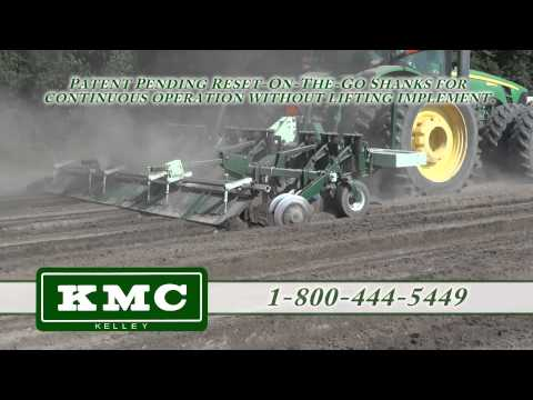KMC 6800 Series Ripper-Bedder